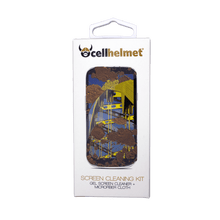 cellhelmet Sweet Mint Gel Screen Cleaning Kit