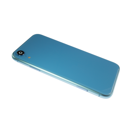 iPhone XR Back Cover with Small Parts