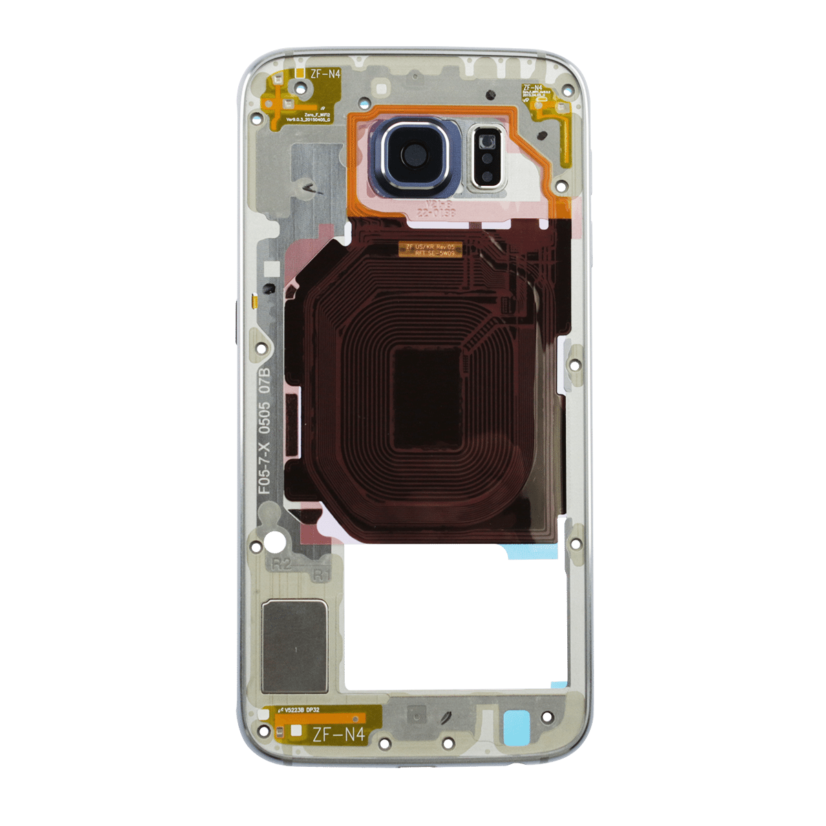 Samsung Galaxy S6 Middle Housing/Frame