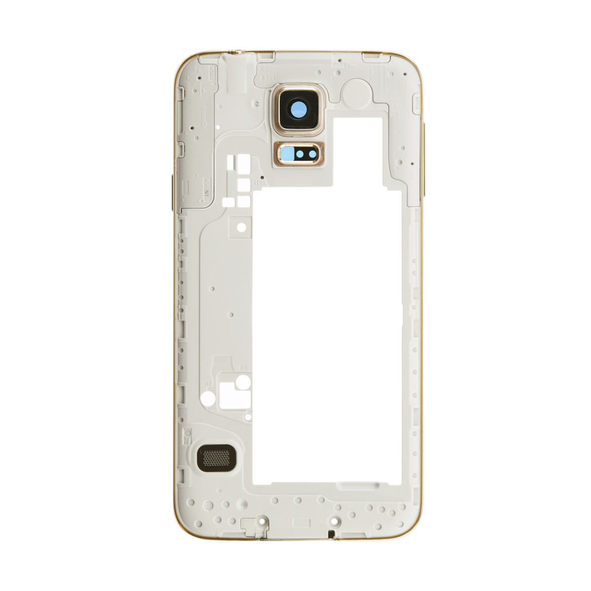 Samsung Galaxy S5 Rear Housing with Small Parts Replacement