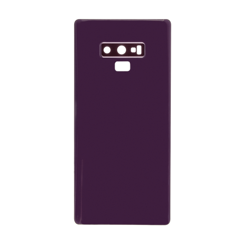 Samsung Galaxy Note 9 Rear Glass Battery Cover with Camera Lens Cover