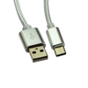 USB-C Braided Charge and Sync Cable