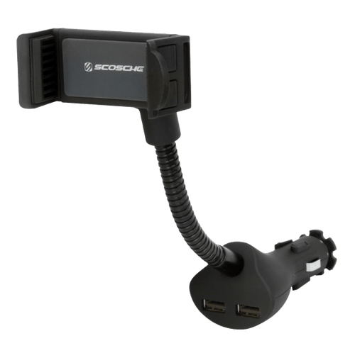 Scosche powerMOUNT Power Socket Mount for Portable Devices
