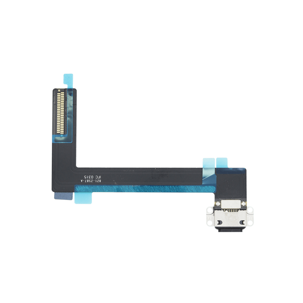 for Apple iPad Air 2 Flex Cable with Tool Kit Charge Port Black