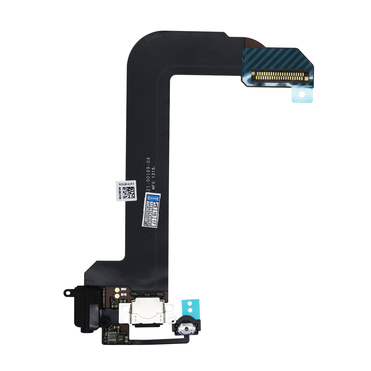 iPod Touch 6th Gen Dock Port Flex Cable Replacement