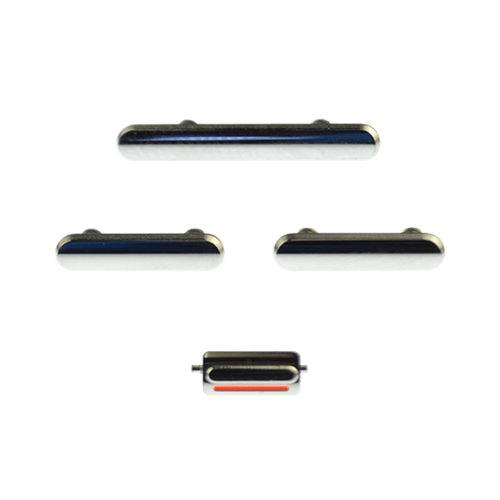 iPhone X Rear Case Button Set