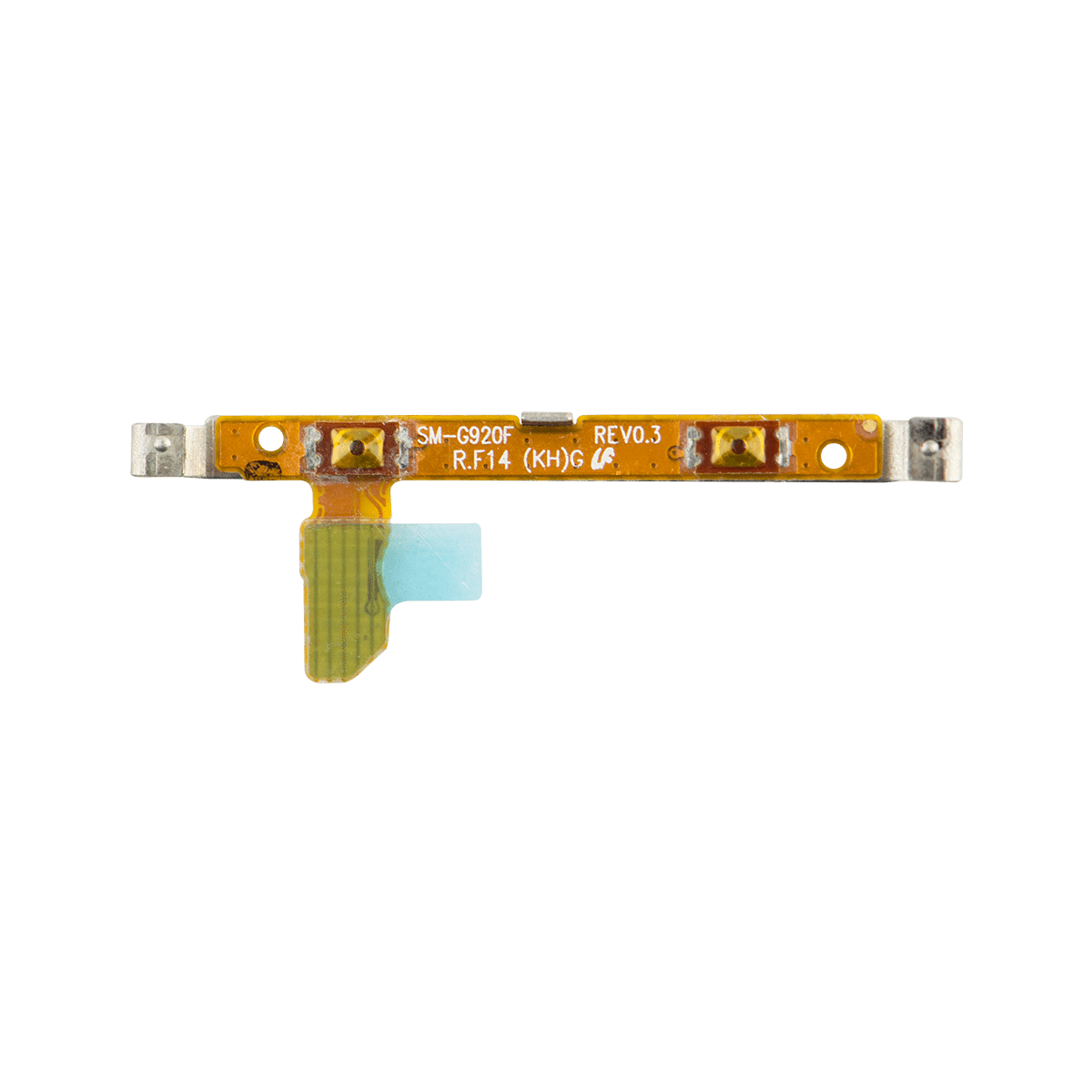 Samsung Galaxy S6 Volume Buttons Flex Cable Replacement
