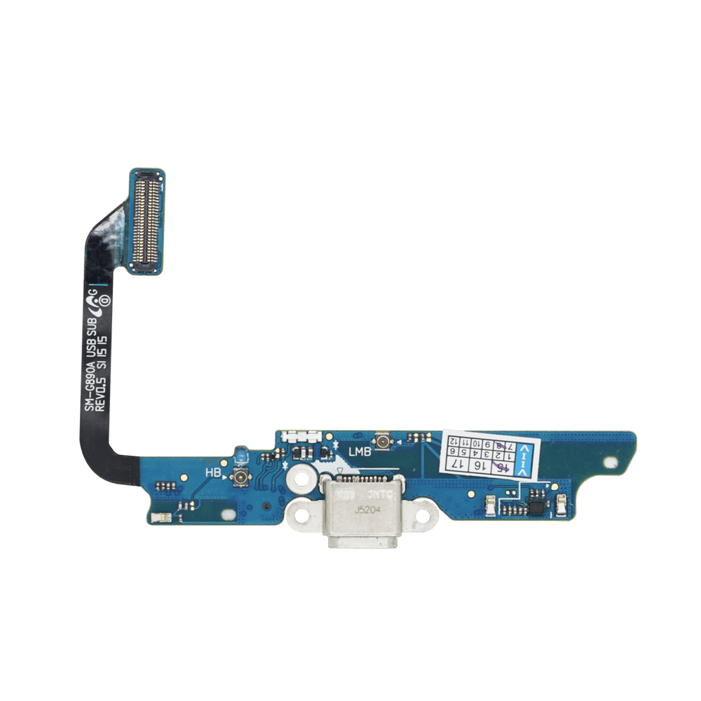 Samsung Galaxy S6 Active G890a Charging Dock Port Flex Cable Repairs Universe
