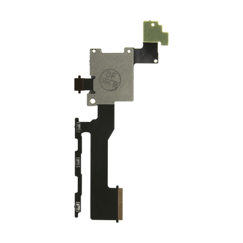 HTC One M9 Power & Volume Buttons Flex Cable with microSD Card Slot