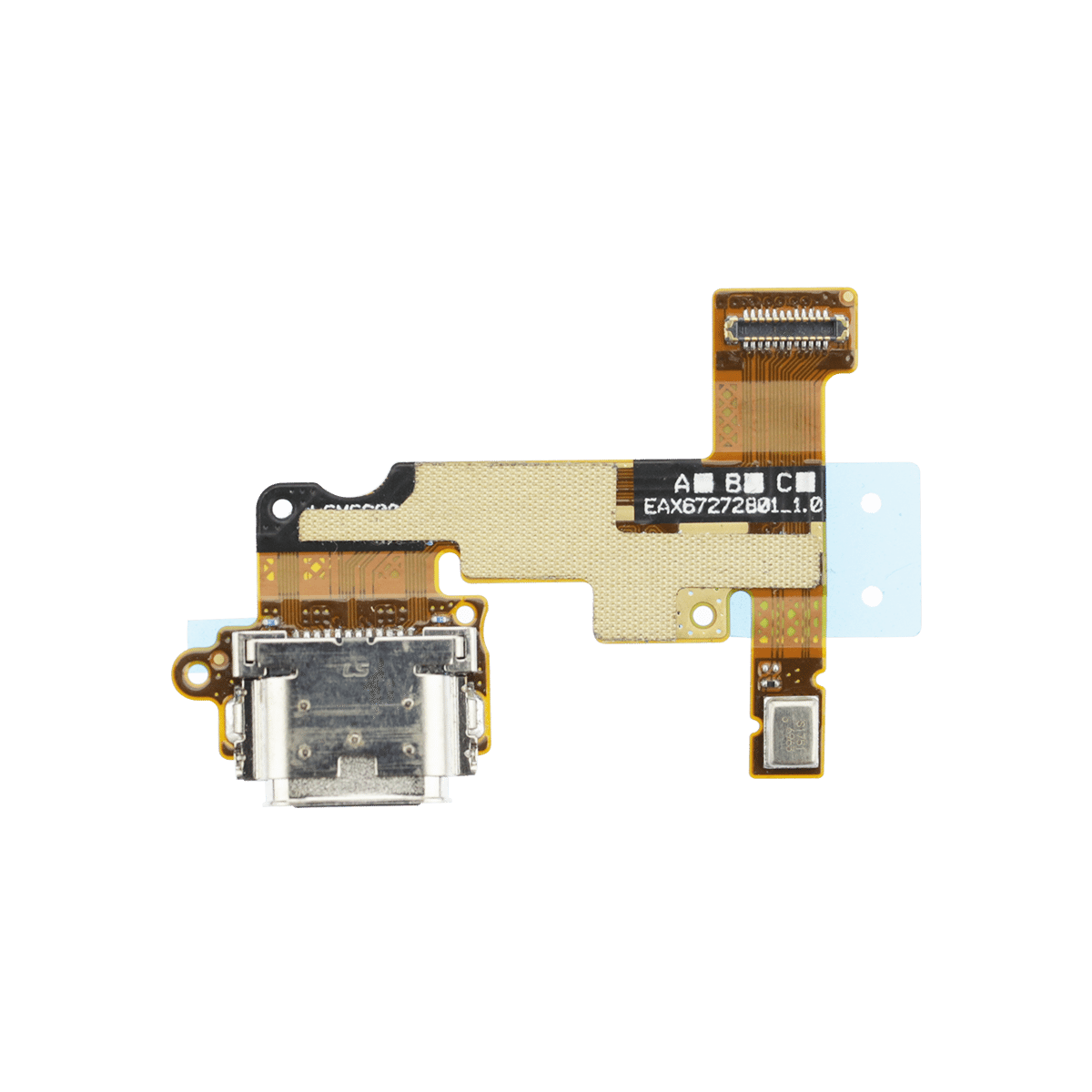 Charging USB-C Port Assembly Replacement for LG G6