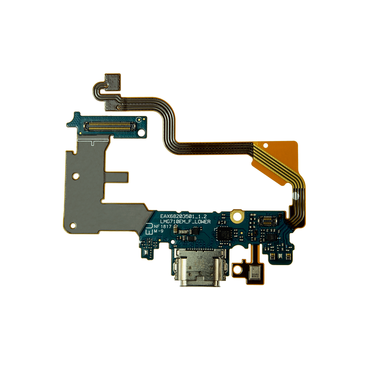 LG G7 ThinQ Charging Port Flex Cable Replacement