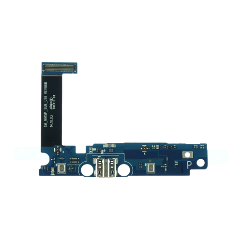 Samsung Galaxy Note Edge N915P Charging Dock Port Assembly Replacement