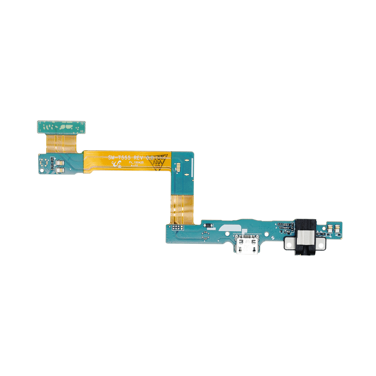 Samsung Galaxy Tab A 9.7 T550 Charging Dock Port Flex Cable Assembly