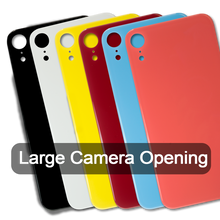 iPhone XR Back Cover with Large Camera Opening