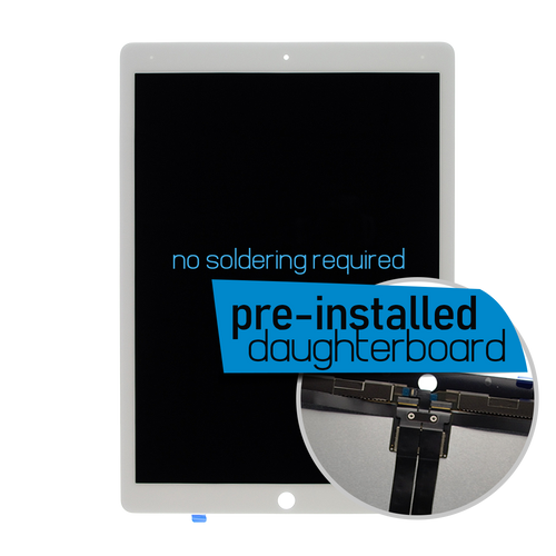iPad Pro 12.9 2Gen 2017 LCD and Touch Screen Replacement
