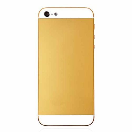 iPhone 5 Gold Back Cover Conversion Kit
