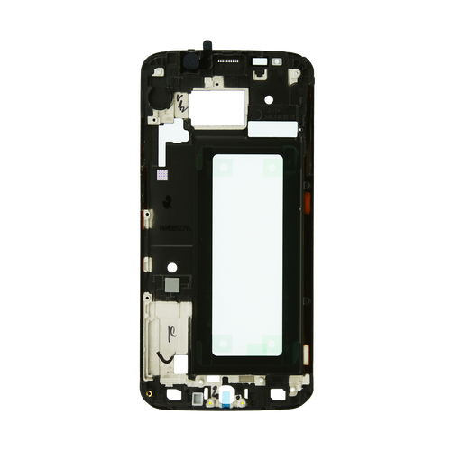 Samsung Galaxy S6 Edge Front Frame with Adhesive (GSM)