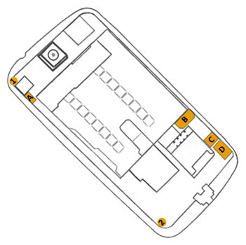 HTC Desire Take Apart Repair Guide