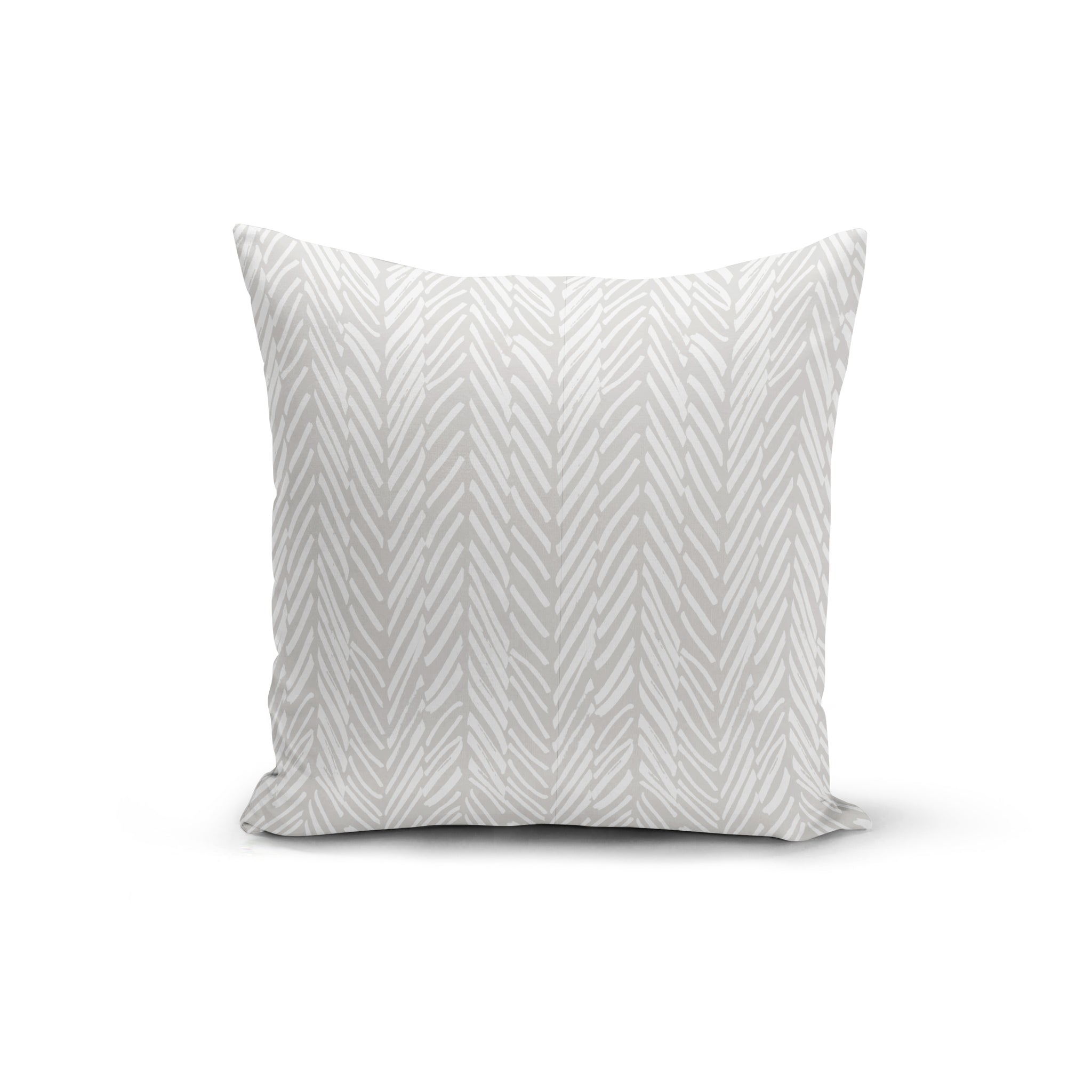 Abstract Lines Throw Pillows,18x18 / Multicolored / Polyester