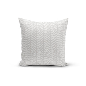 Abstract Lines Throw Pillows