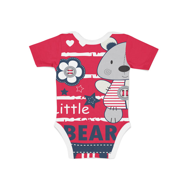 Infant Bear Academy Onesie