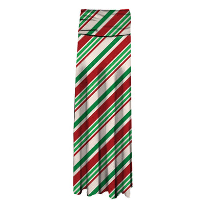 Maxi Candy Cane Skirt