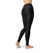 Leslie Black Buttery Soft Leggings