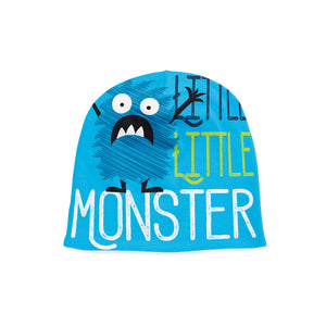 Infant Little Monster Beanie,Preemie / Multicolored / Buttersoft