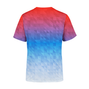 Men's Mixed Triangles T-Shirt