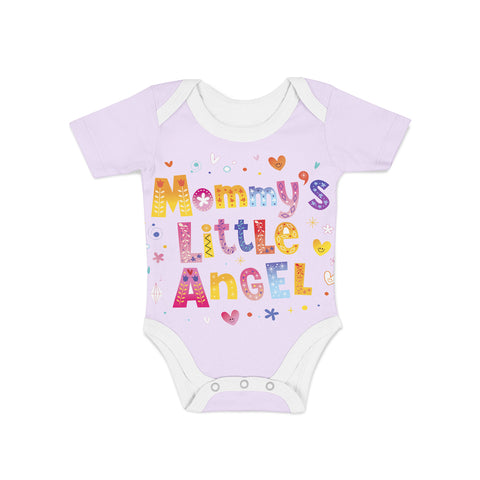 Infant Little Angel Onesie,Preemie / Multicolored / Buttersoft
