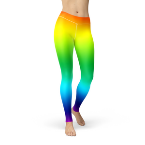 Tonya Rainbow,XS / Multi Color / Butter Soft