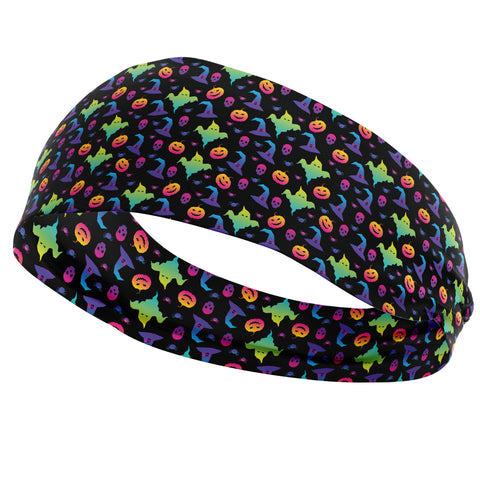 Rainbow Halloween Headband