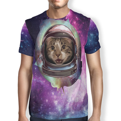 Unisex Space Cadet T-Shirt,S / Multicolored