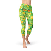 Nellie Yoga Shamrock Blocks