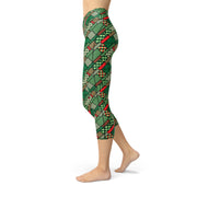Nellie Yoga St Patricks Patchwork