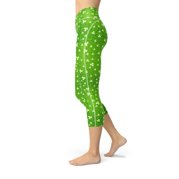 Nellie Yoga Bright Clovers