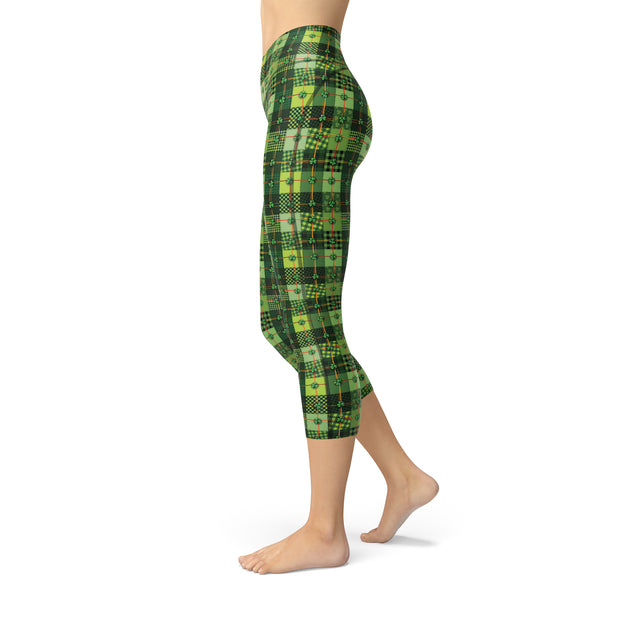 Nellie Yoga Clover Patchwork