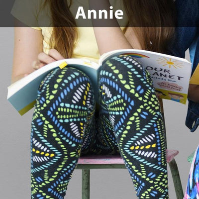 Custom Annie Youth Legging
