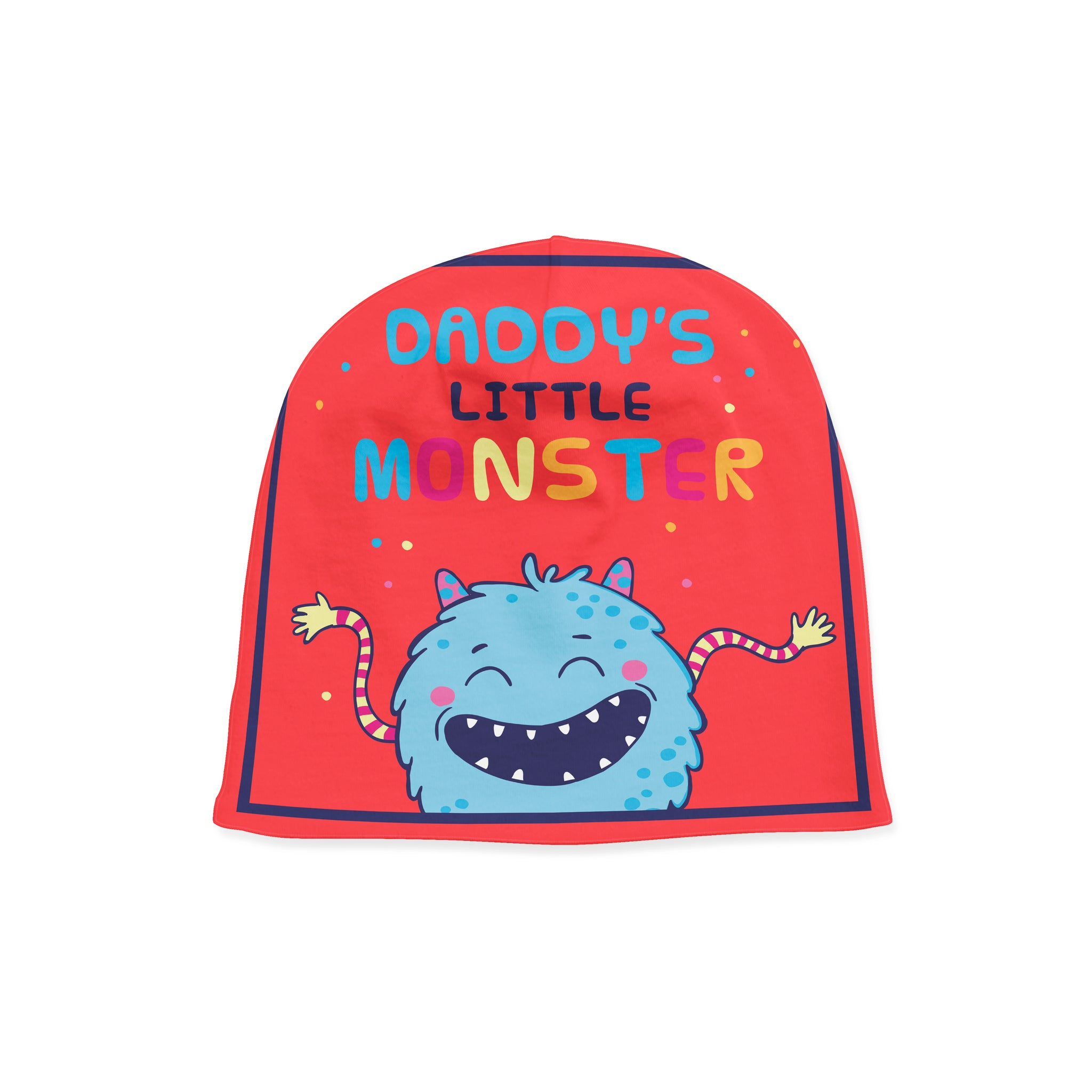 Infant Daddys Little Monster Beanie