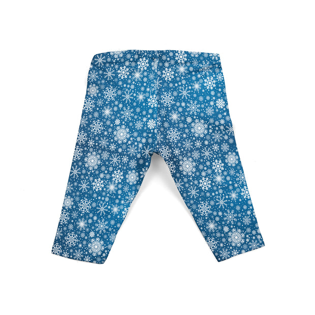 Infant Dark Blue Snowflake