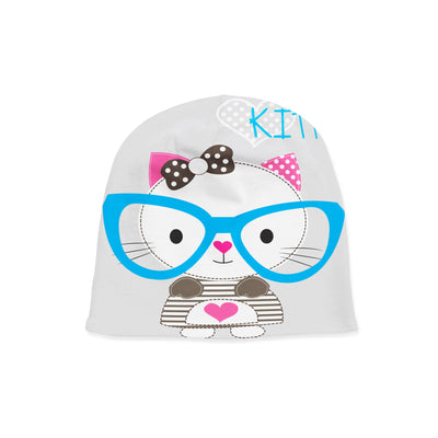 Infant Cute Kitty Beanie