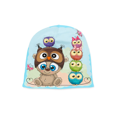 Infant Little Owl Beanie