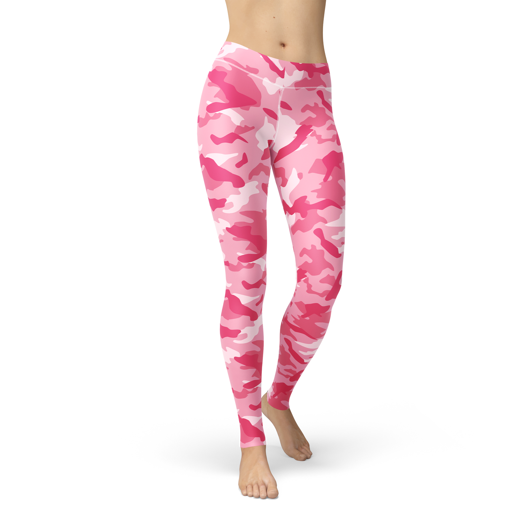 Leslie Pink Camo,XS / Multicolored / Soft Lycra