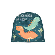 Infant Mommy and Dinos Beanie