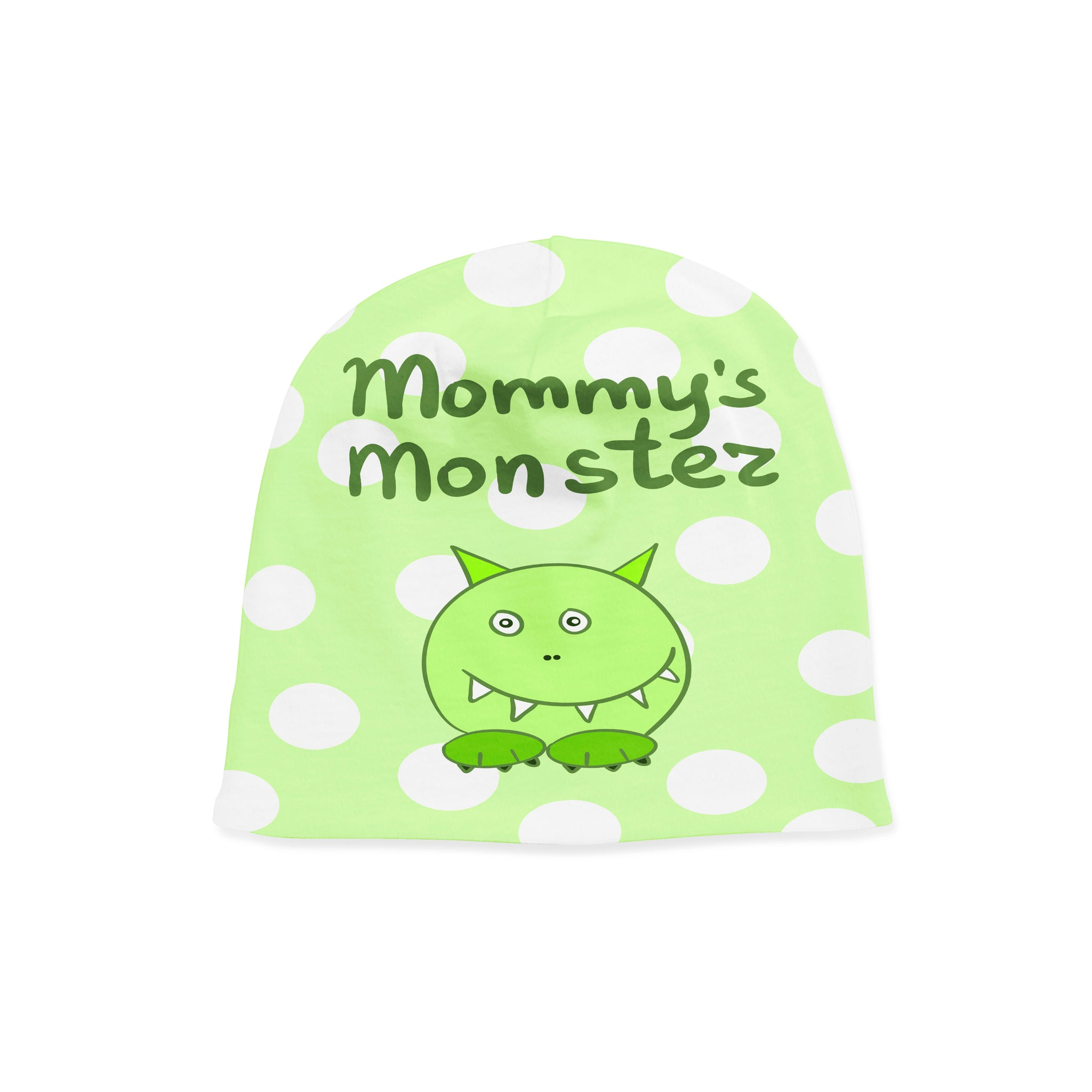 Infant Mommys Monster Beanie,Preemie / Multicolored / Buttersoft