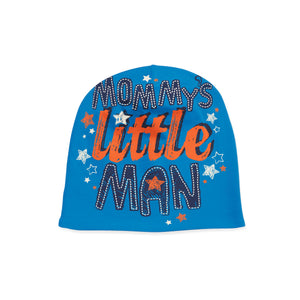 Infant Little Man Beanie,Preemie / Multicolored / Buttersoft