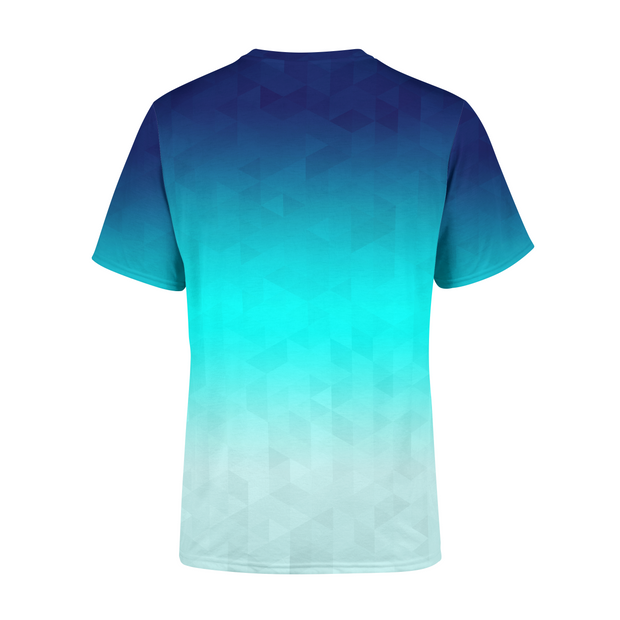 Men's Riptide Triangles T-Shirt