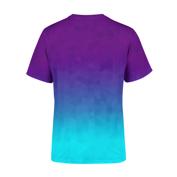 Men's Deep Sea Triangles T-Shirt