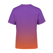 Men's Orange Dots T-Shirt