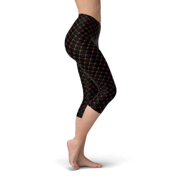 Nellie Yoga Arrow Hearts,XS / Black / Soft Lycra
